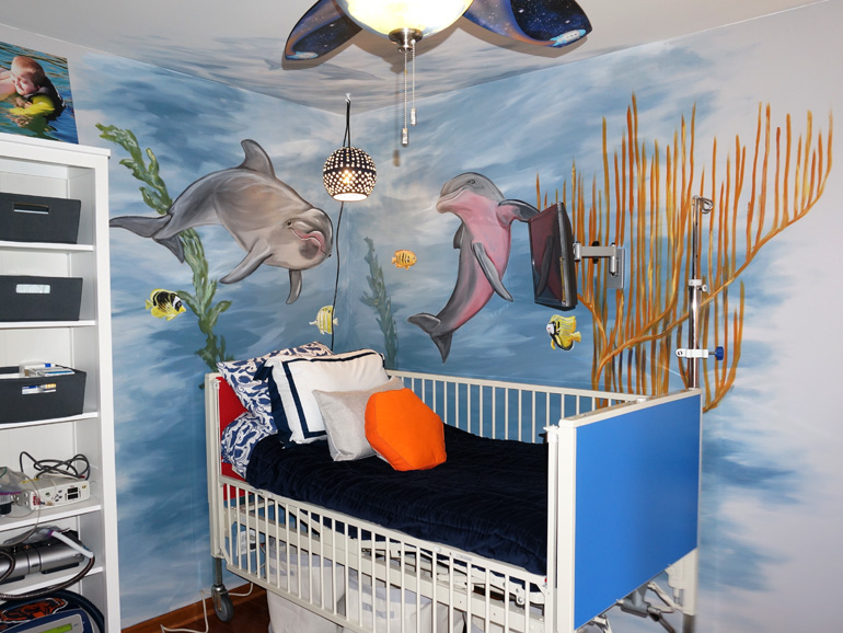 Therapeutic Children S Rooms